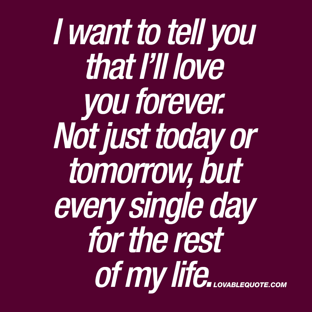 I love you quotes for ...