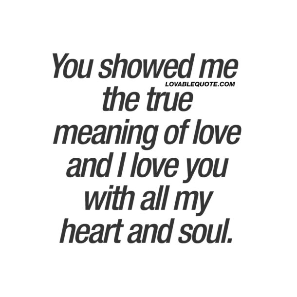 I Love You Quotes: The Best Love, Relationship And Couple